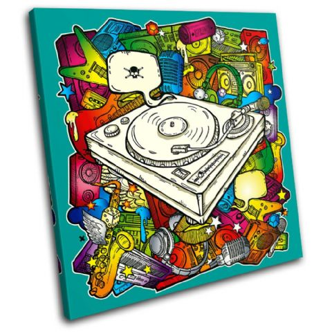 Decks Music Illustration - 13-0451(00B)-SG11-LO